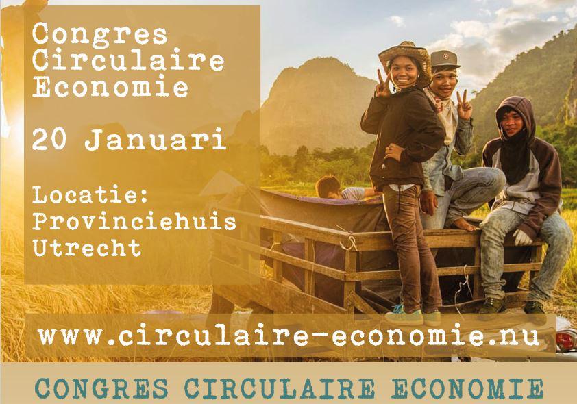 Congres Circulaire Economie 20 januari