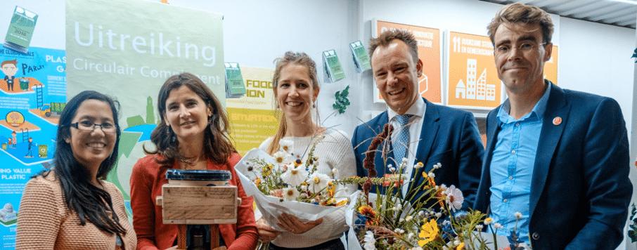 Circulair Compliment 2020 - ondersteuning circulaire ondernemers