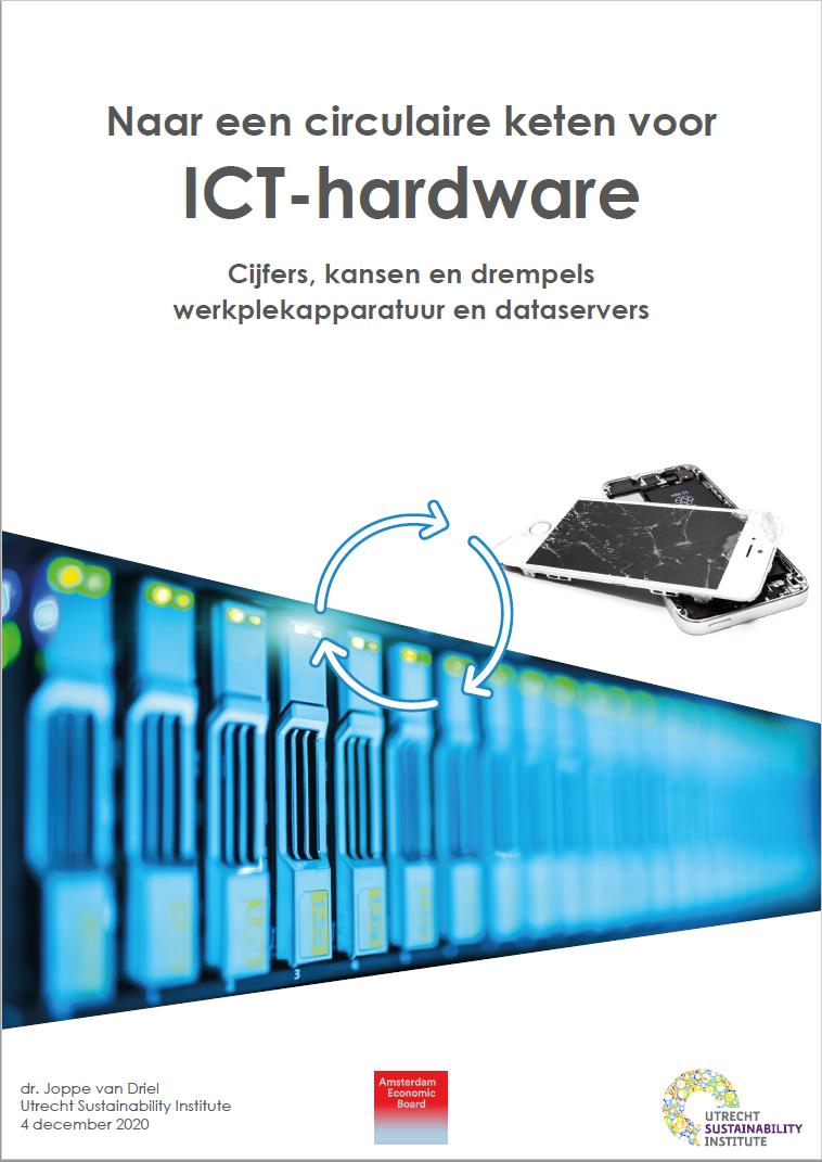 Naar een circulaire keten voor ICT-hardware