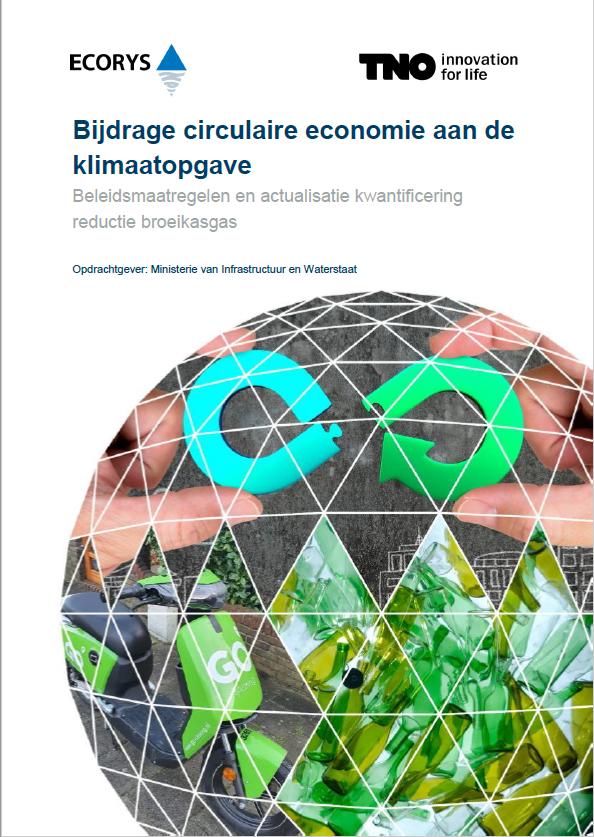 Bijdrage CE aan de klimaatopgave