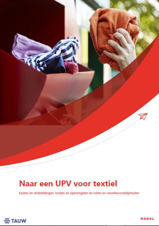 Naar een UPV voor textiel
